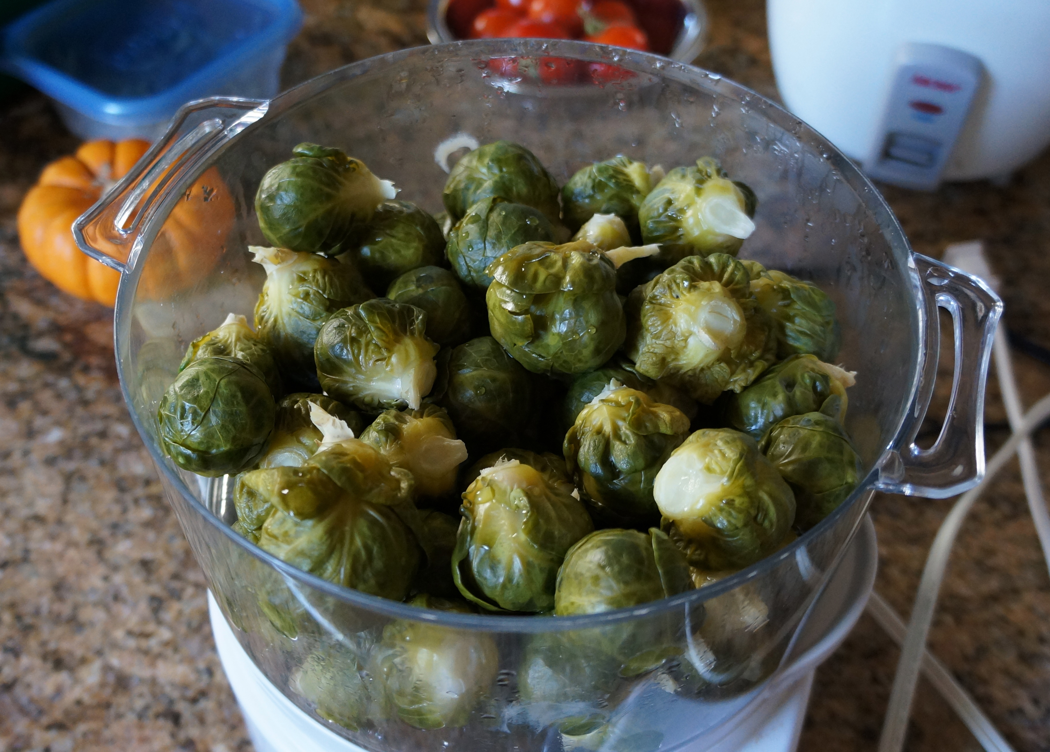 how to cook brussel sprouts with bacon on stove